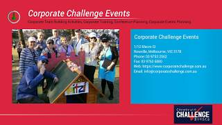 The top 5 outcomes of team building activities - Corporate Challenge Events