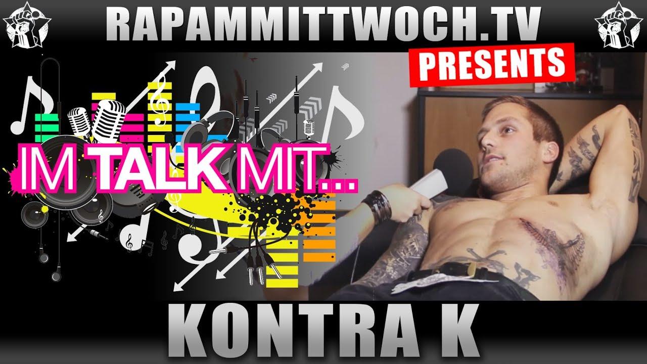 Kontra K IM TALK MIT Beety Rap über Hip-Hop, Tattoos und sein ... - Kontra K Tattoos