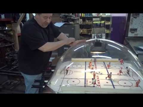 #520 SUPER CHEXX Bubble Hockey By ICE  --  TNT Amusements