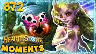 WHAT ARE YOU DOING? Is This BM? | Hearthstone Daily Moments Ep.872