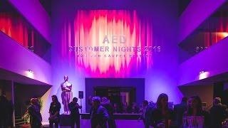 Aftermovie AED Customer Nights 2016