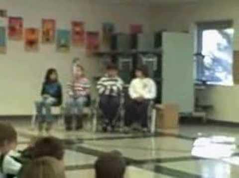 Nuckols Farm Elementary School 3rd Grade Spelling Bee