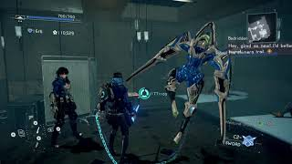 Astral Chain Use Blueshift