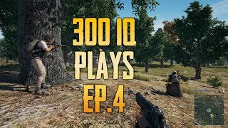 PUBG 300 IQ Play - Best of PUBG Stream Highlights Ep.4