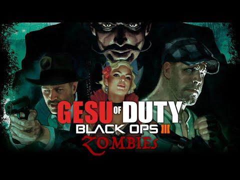 #9【FPS】GESU4の「COD:BO3(ゾンビ)」【2BRO.】