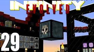 Draconic Evolution Mob Grinder - Infinity Evolved Expert FTOG - Ep.29