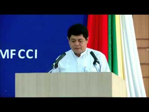 Myanmar Retailers Association First Seminar @ UMFCCI Part 1