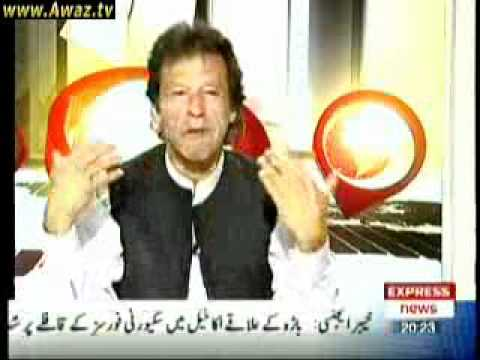 Imran Khan views in program :To The Point