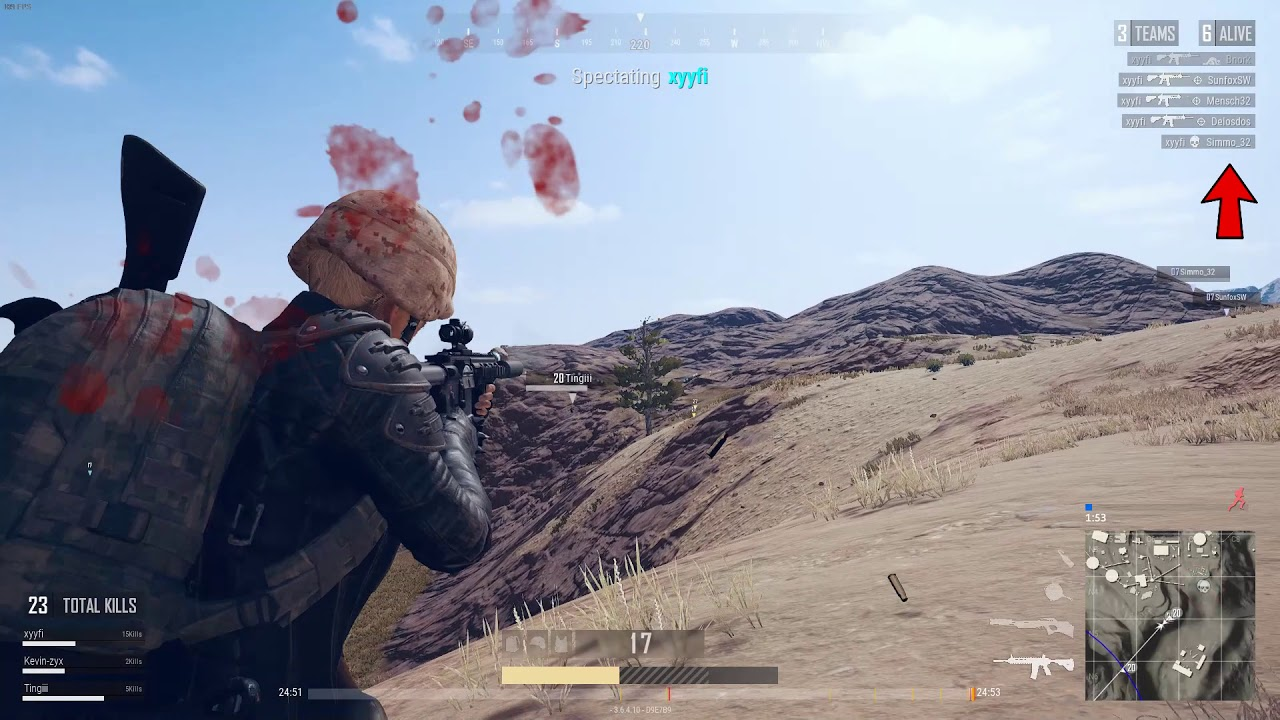 There are cheaters everywhere in PUBG and it's out of