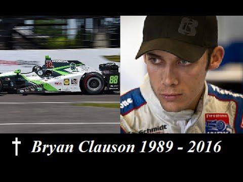 Bryan Clauson Dead at age 27 Traffic collision RIP