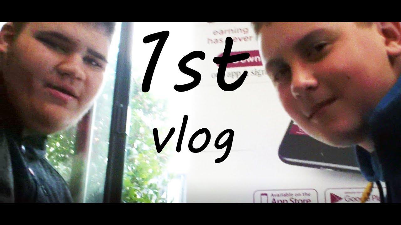 First Vlog