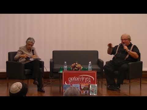 Tuvia Tenenbom: Refugees &  Anti-Semitism in the US - Moderated by Melanie Phillips