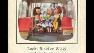 Loekie Riekie en Wiekie en het pakje uit de bus