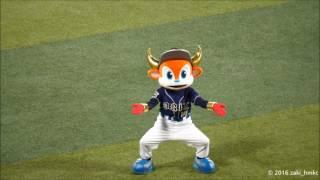 マツダオールスターゲーム@横浜スタジアムの試合終了後、レフトスタン...