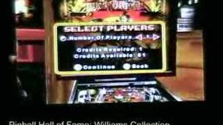 Pinball Hall of Fame: Williams Collection (Wii)