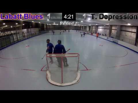 RSHL C DIVISION LABATT BLUES Vs TROPICAL DEPRESSION