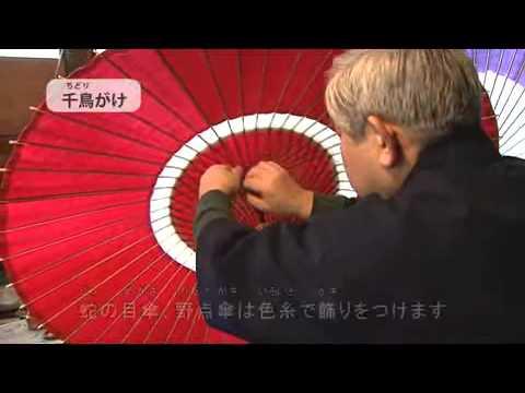 日傘は日本のファッションだよ。