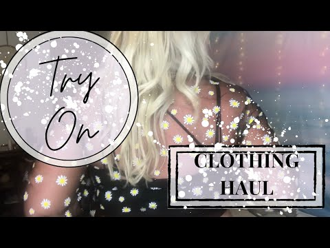 Summer Clothing Haul 2020 | TRY ON | Shein + Local Thrift Store & Old Navy | Portland Makeup Girl from YouTube · Duration:  12 minutes 10 seconds