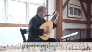 Play Tombeau De Mezangeau, For Lute In D Minor