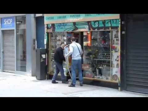 Tabac Presse de Louis et Marianne rue St jacques Grenoble