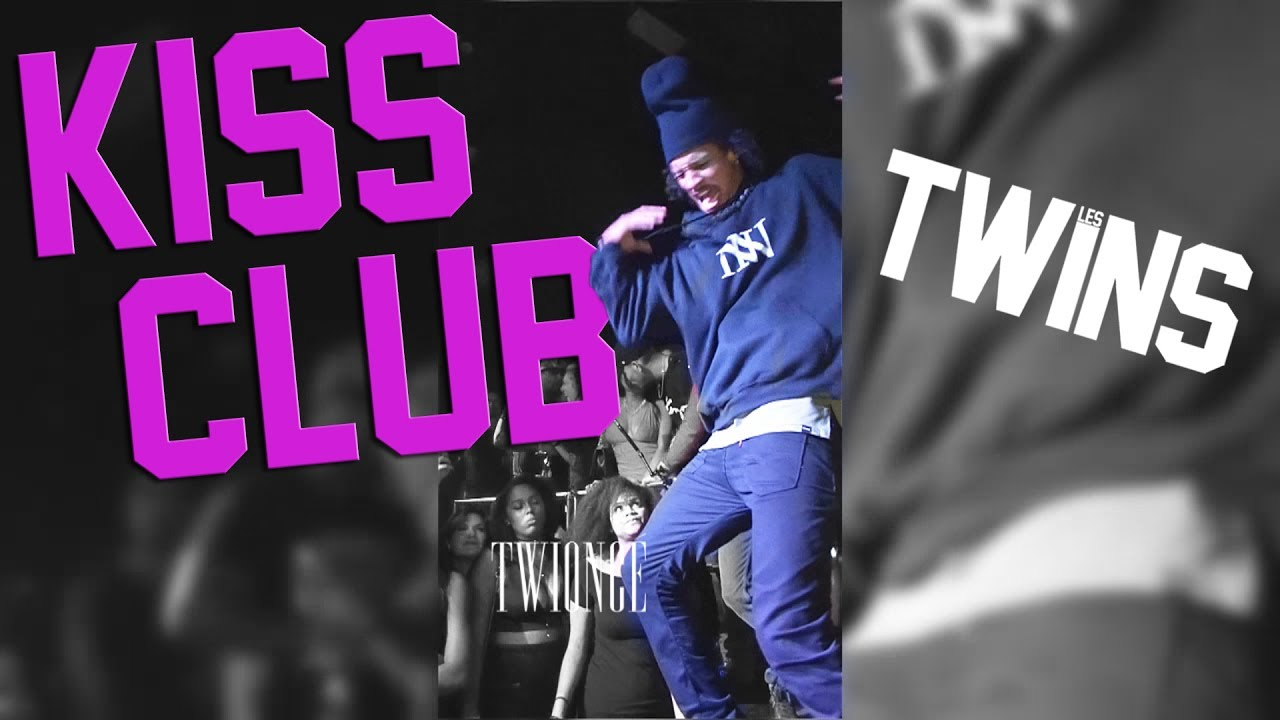 Les Twins || Larry dancing to