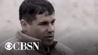 El Chapo trial: Witness testifies on Joaquin Guzman's rise in the cartel
