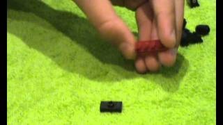 lego pokemon - zorua y zoroark