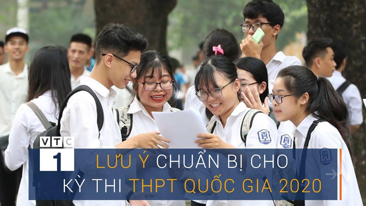 Bí quyết ôn tập kỳ thi THPT Quốc gia 2020 | VTC1