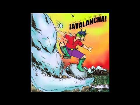 Avalancha  Animal Originally : Miike Snow  Profesor Galactico