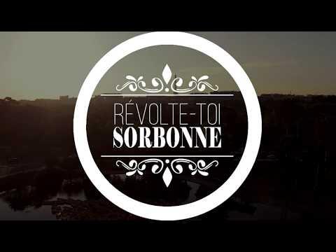 2017 avec Révolte-Toi Sorbonne !