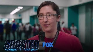 Fans React To A Screening Of Ghosted | GHOSTED