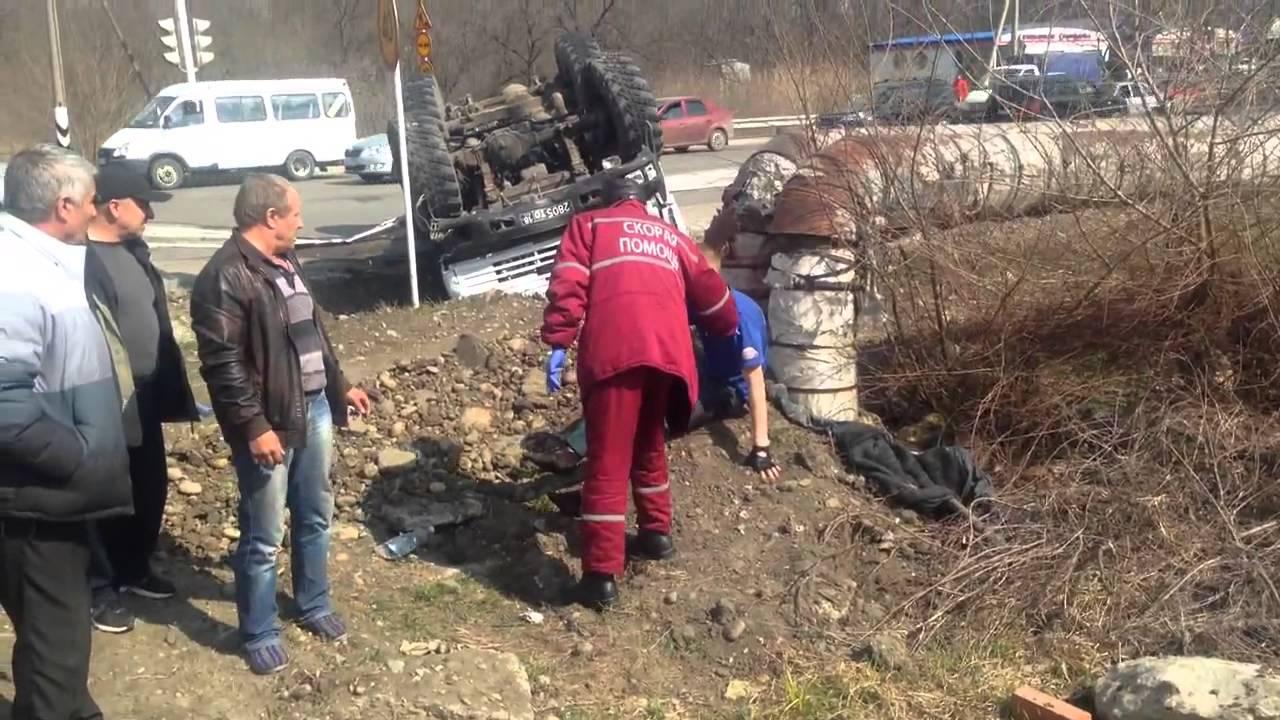 Столкновение четырех авто в Костроме