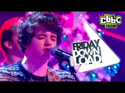 The Vamps Jingle Bells Live On Friday Download - CBBC