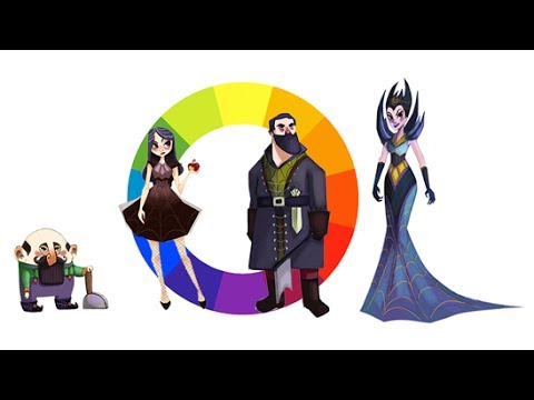 Understanding Color Theory understanding color theory | tutpad course introduction - youtube