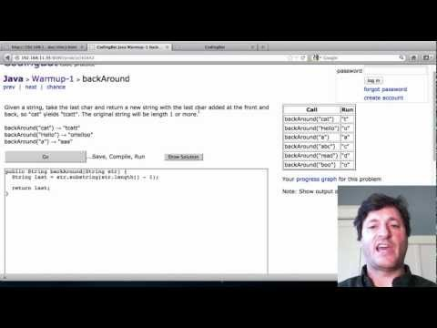 codingbat-#1---introduction-to-java-strings