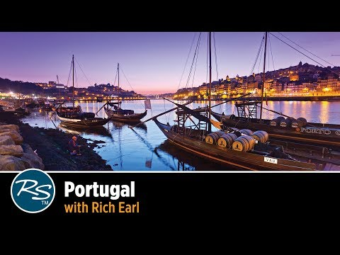 Portugal with Rich Earl | Rick Steves Travel Talks