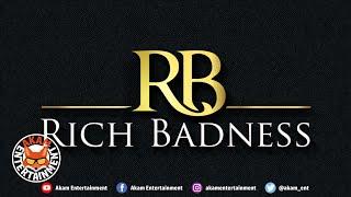 Dj Moonye x Don Dread x Jahvii9 - Rich Badness - July 2020