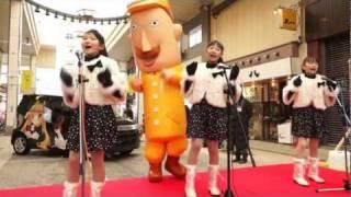 2012.2.25  レルヒさんのうた シュプール音楽隊