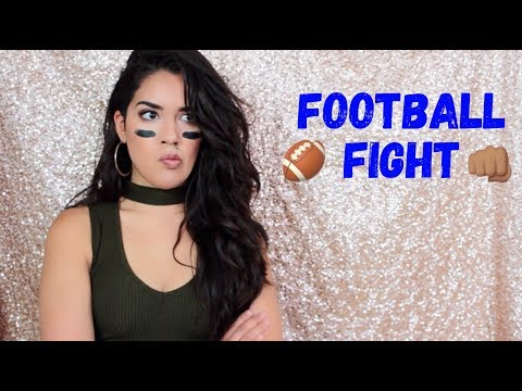 STORYTIME: FOOTBALL FIGHT