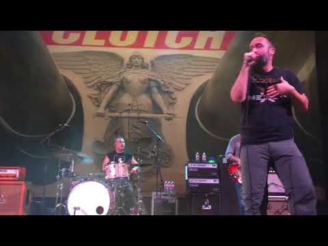"Clutch ""Big News 1"" (intro) San Antonio, TX 12/09/17"