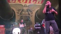 "Clutch ""Big News 1"" (intro) San Antonio, TX 12/09/17"