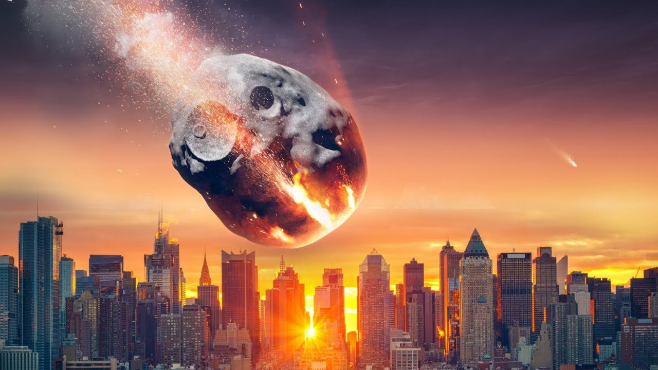 This Asteroid May Hit Earth In 2019 Scary Youtube