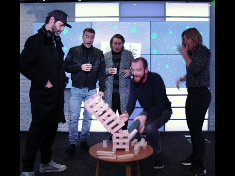 Take That vs Magic Radio: Jenga Battle Q&A