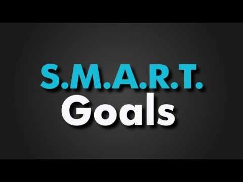 Setting SMART Goals For Your Marketing and Business