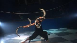 Slack Rope Buugeng Act, Gustavo Ollitta