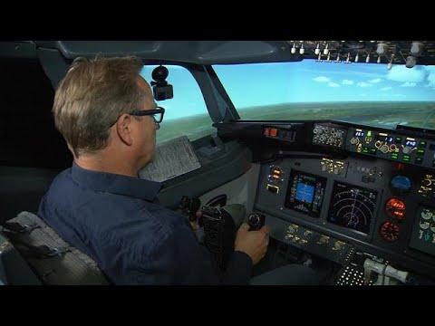 Hoe moeilijk is het om een passagiersvliegtuig te besturen? - RTL NIEUWS
