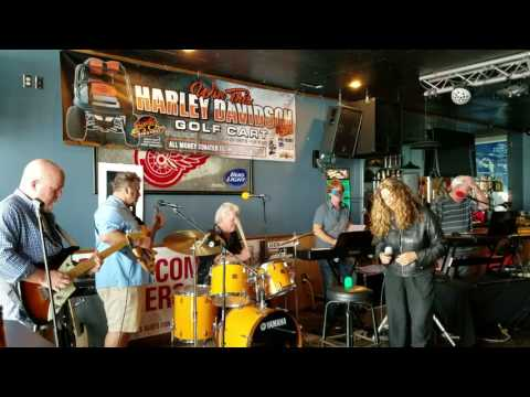 Laurie Anne Gardner At Scooters Bar & Grill, Flint Michigan - 6Aug17