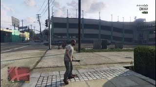 Grand Theft Auto V gta 5 trevor wasted by the cops