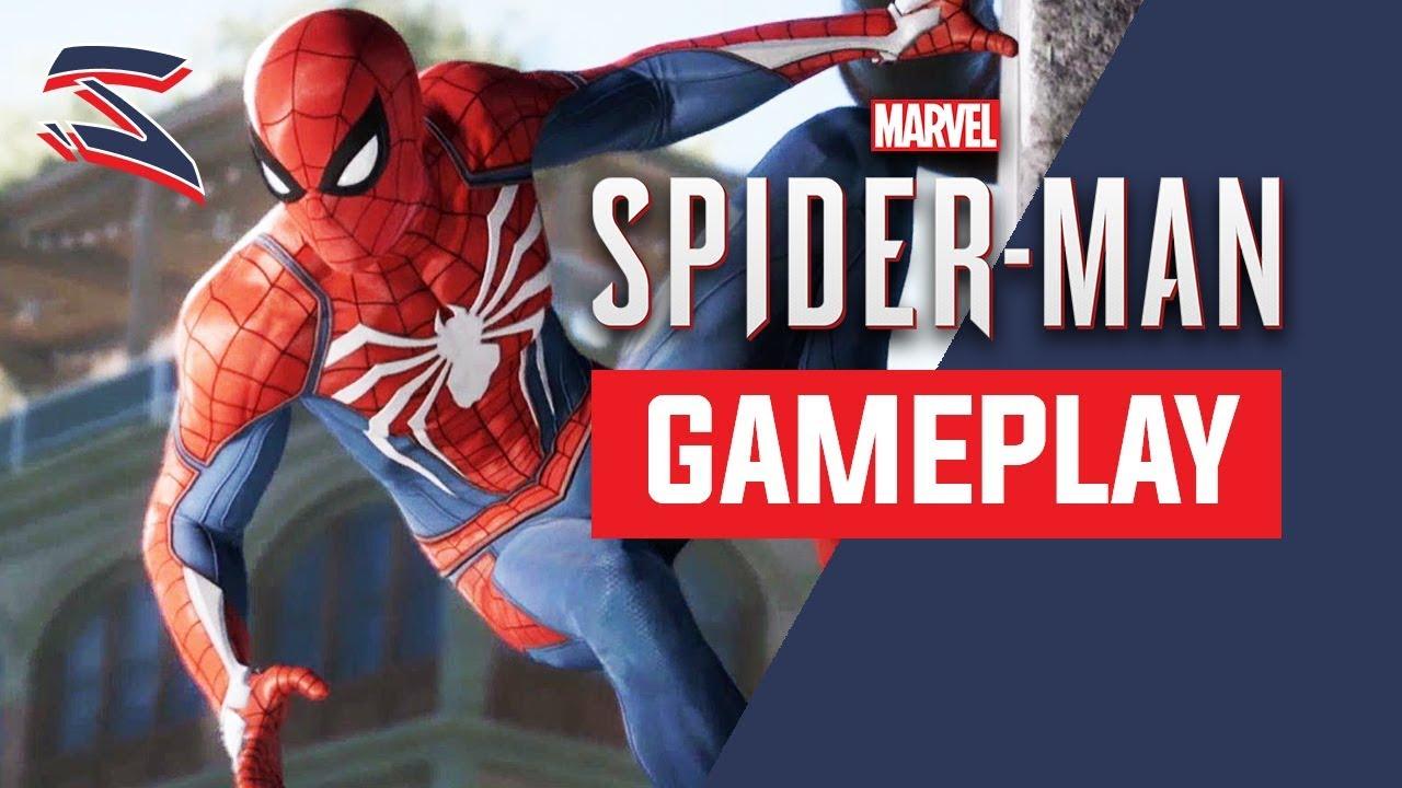 Marvel's Spider-Man PS4 (2018) Gameplay