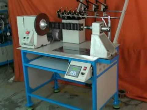 SP10 TR Table Fan Winding MAchine12_1.wmv